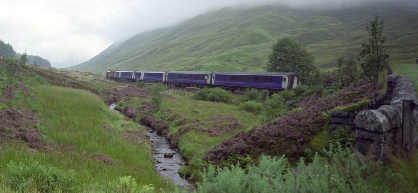 Caledonian Sleeper And Other Overnight Trains To Get 2018