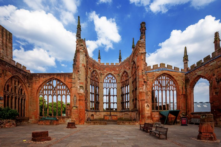 Coventry has been named the uk city of culture for 2021 - Lonely planet head office ...