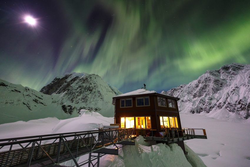 Watch The Northern Lights From This Luxury Chalet On An