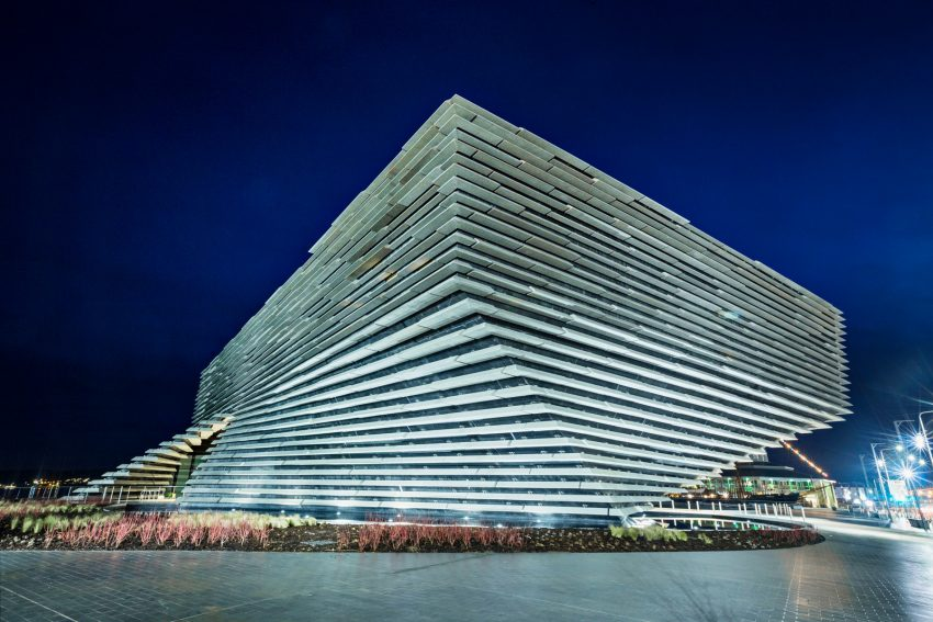 The new V&A museum is coming to Dundee
