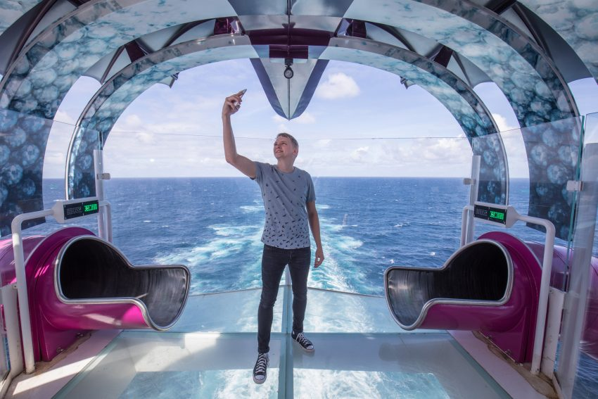 World S Largest Cruise Ship Has On Board Instagrammer To Help Take Images