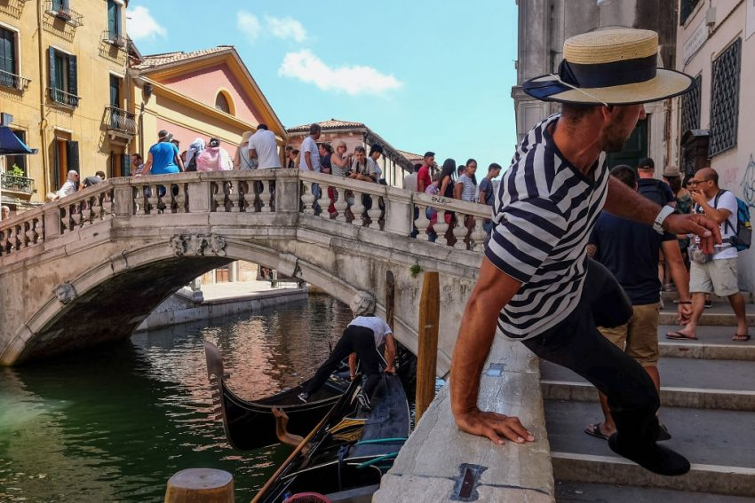 Tourists caught breaking these rules in Venice could face high fines