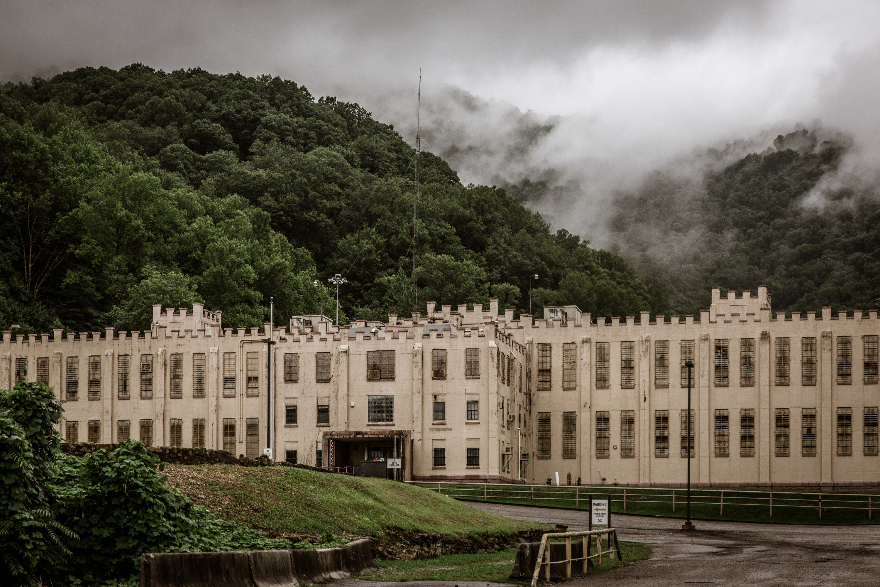 You can now tour the infamous Brushy Mountain Penitentiary