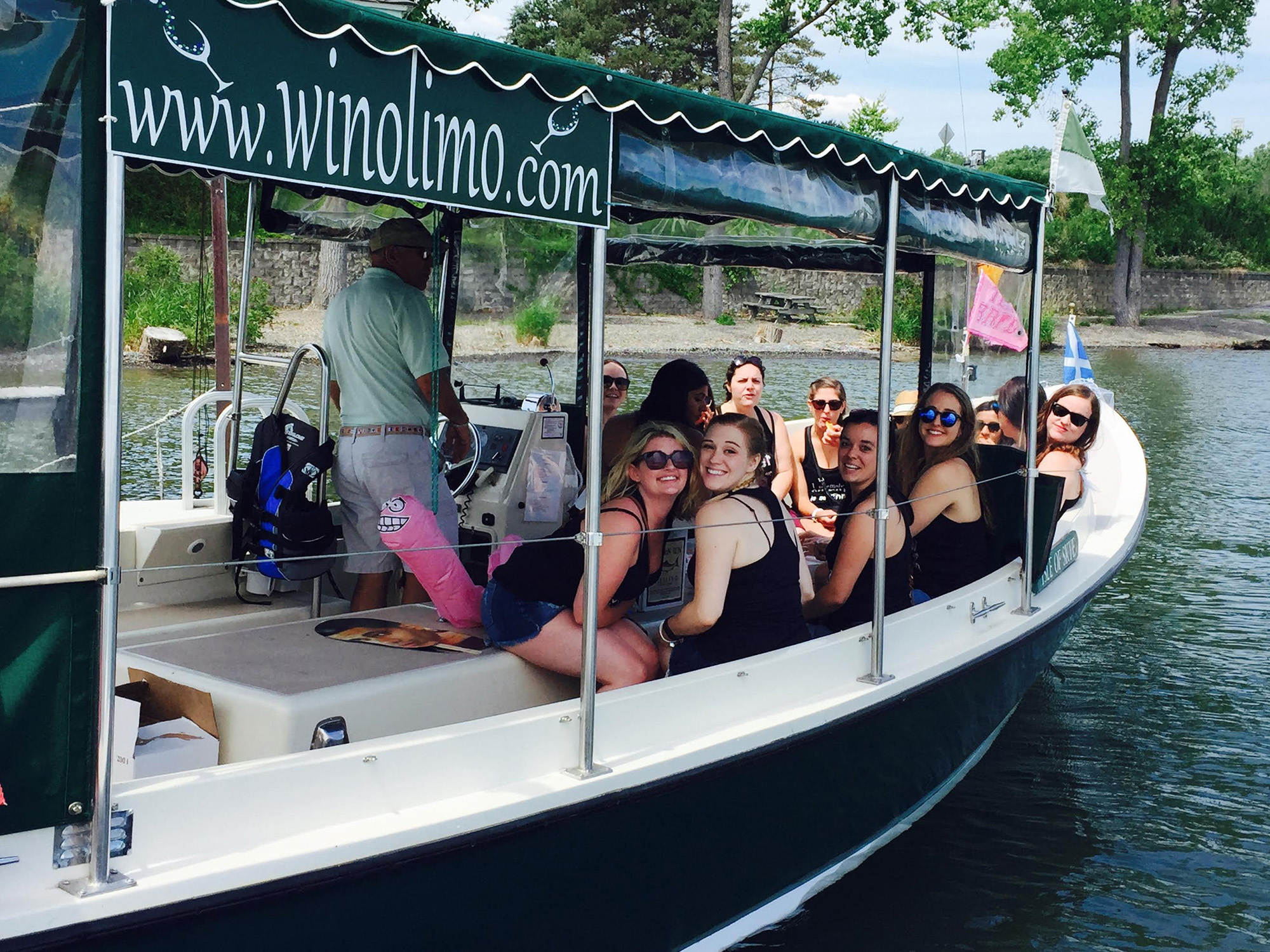 Finger Lakes Wine Festival 2020.Water To Wine Boozy Boat Tours Are A Unique Way To Discover