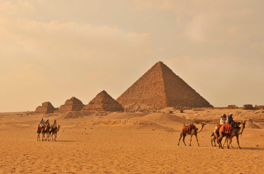 Another Mystery Of Egypt S Pyramids Has Been Solved With A New Discovery