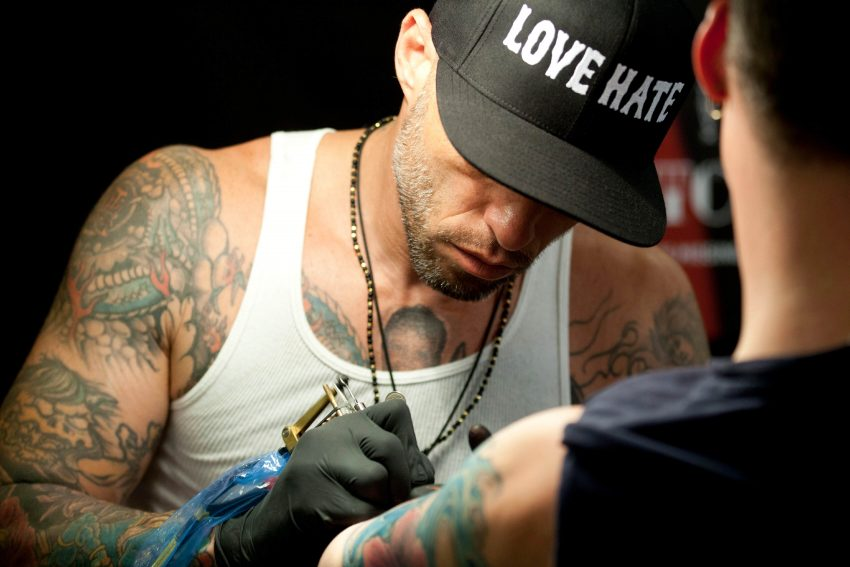 c28ac58da Find a tattoo artist while you travel with the booking site Tattoodo