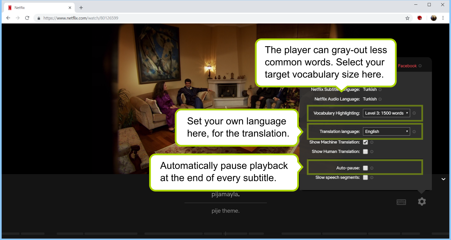 Learn A Language While You Watch Netflix With The Help Of This New