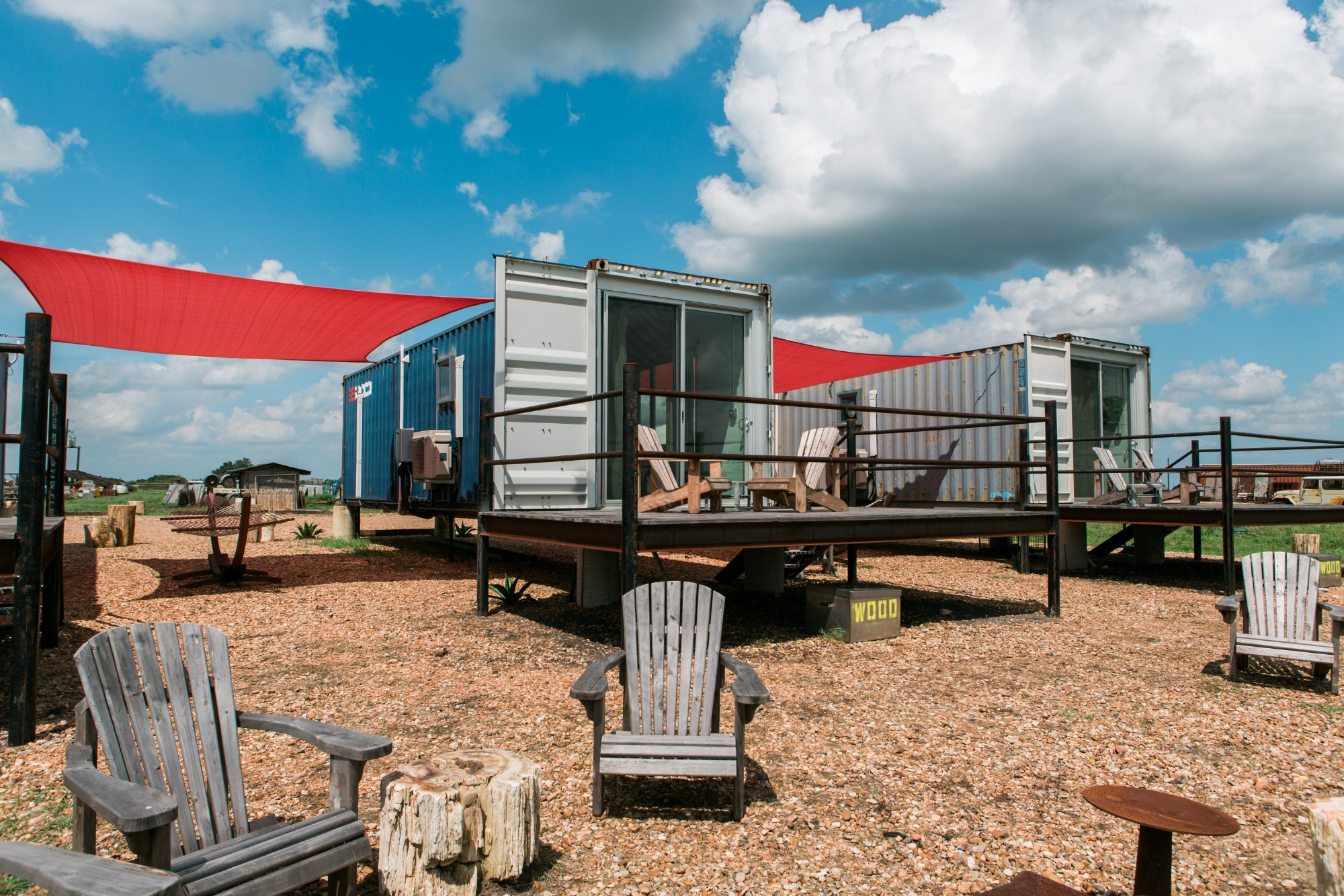 These upcycled accommodations will transform your idea of