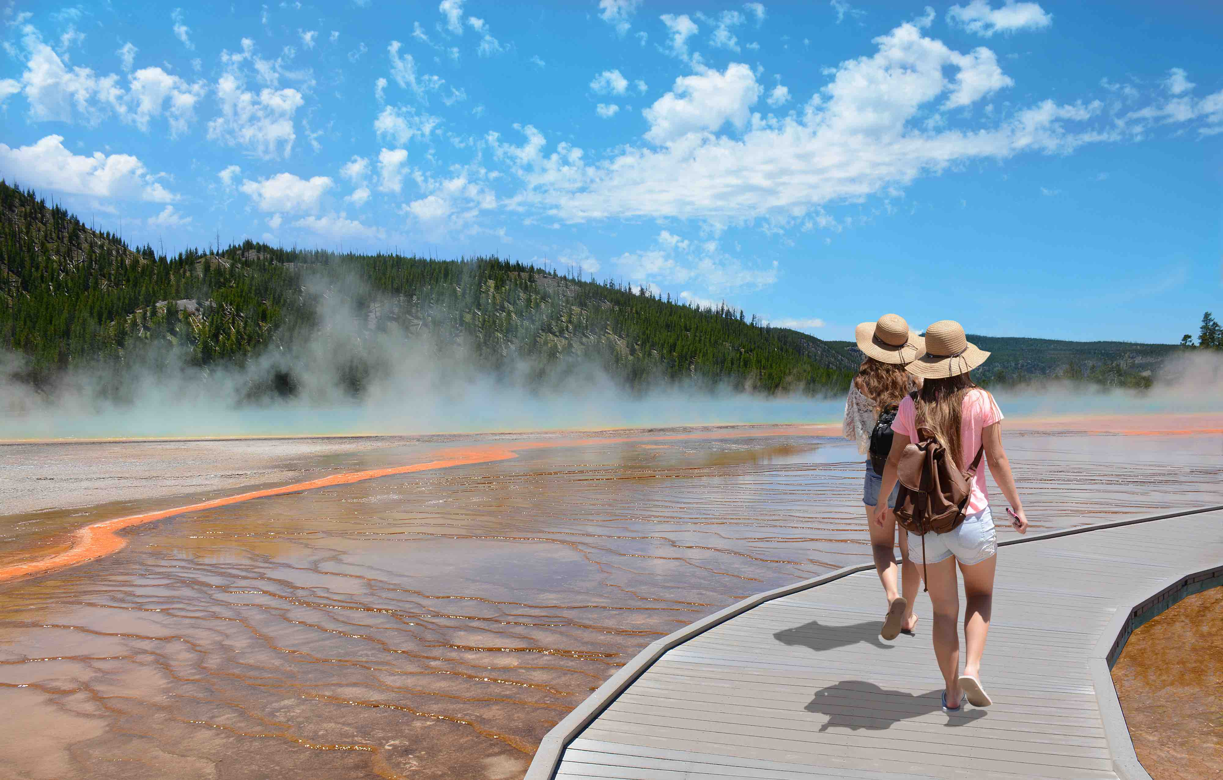 You Can Live And Work Closer To Nature At Yellowstone