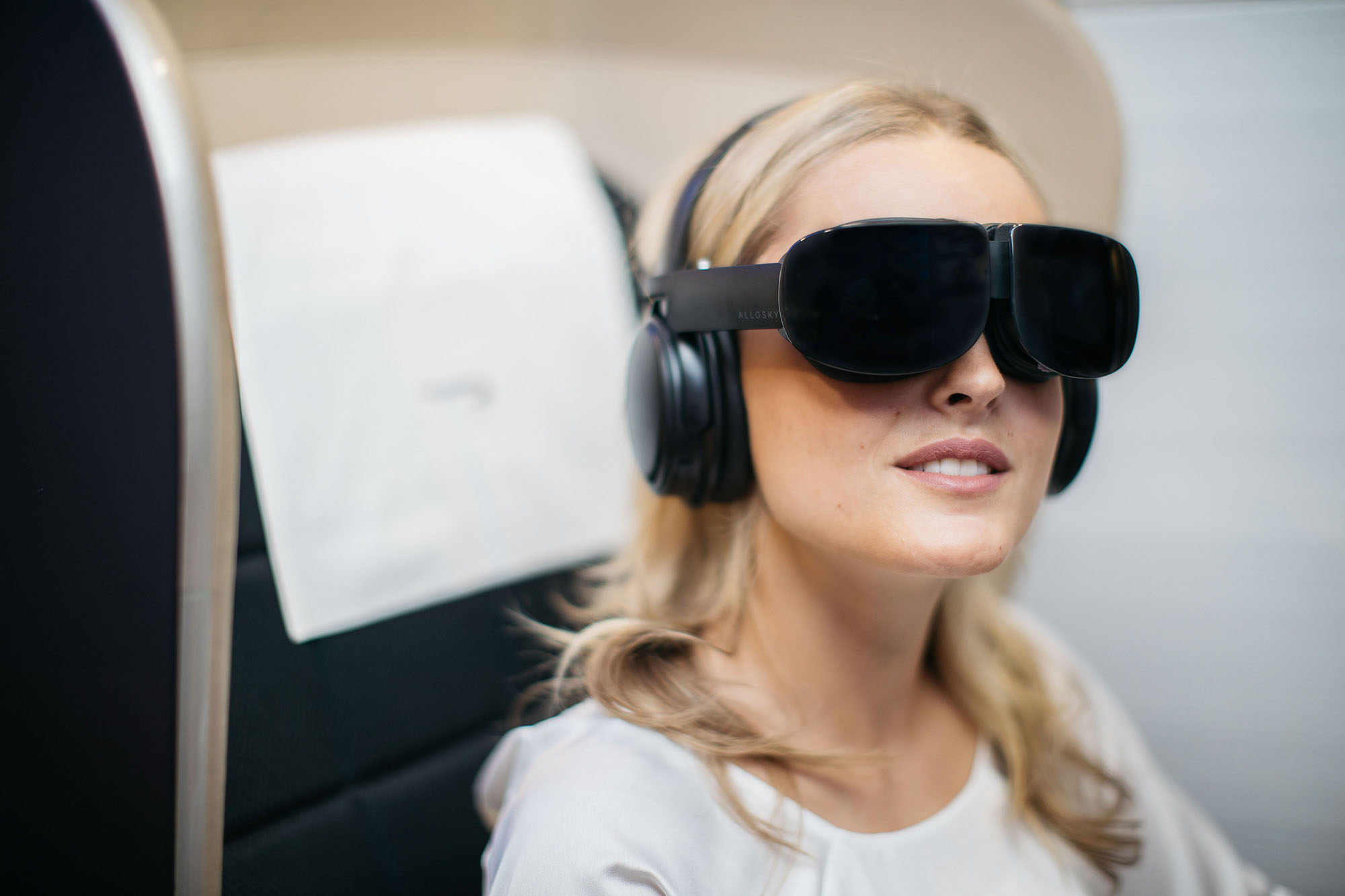 BA trials ne virtual reality headsets for passengers